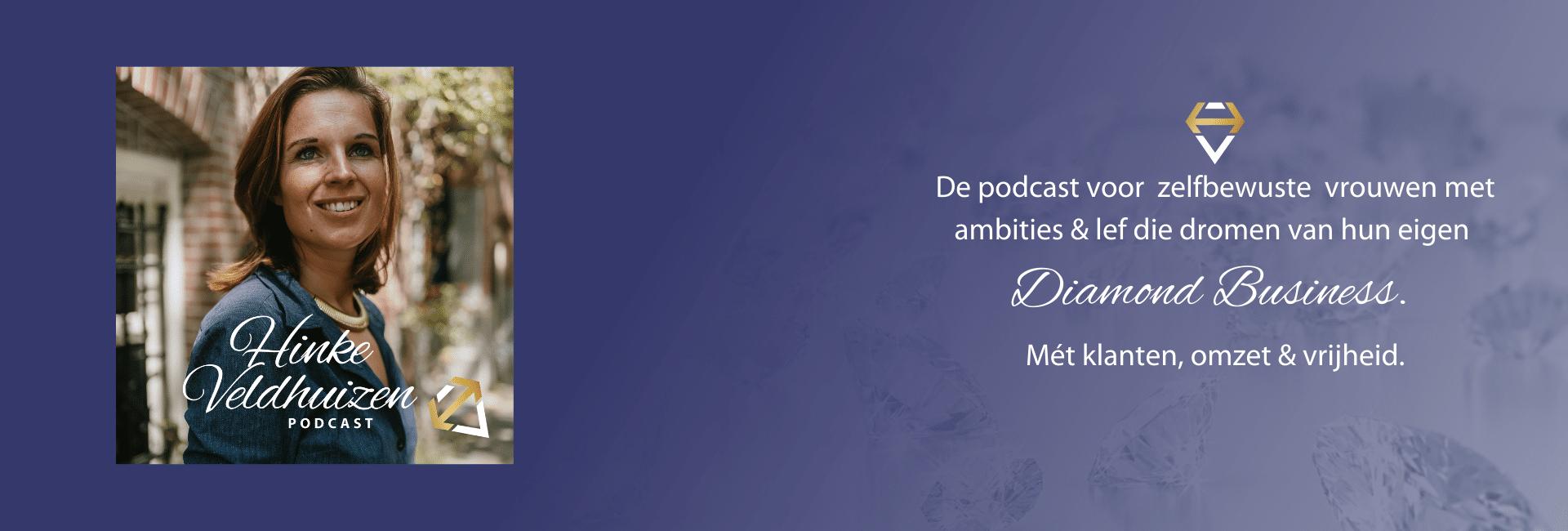 Hinke Veldhuizen Podcast